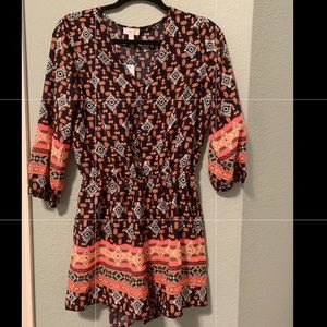 Pants - NWT Charming Charlie romper!